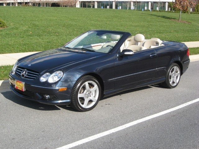 2005 mercedes benz clk 2005 mercedes benz clk for sale to purchase or buy classic cars for. Black Bedroom Furniture Sets. Home Design Ideas