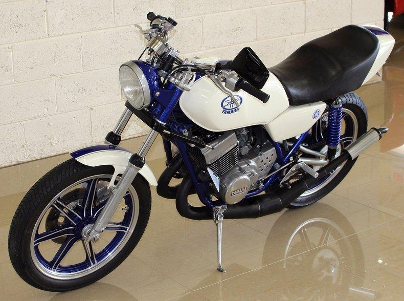 1979 Yamaha RD400
