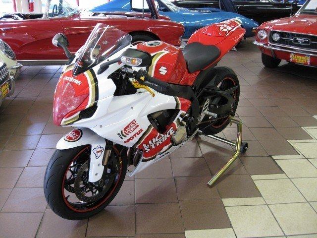 2006 Suzuki GSXR