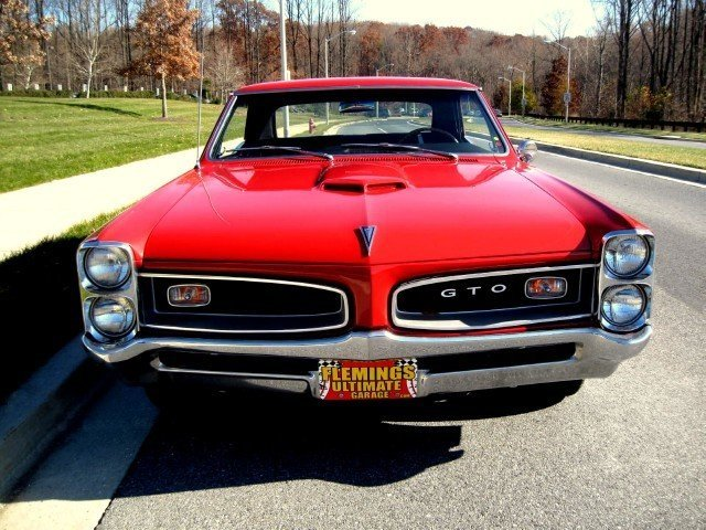 1966 1966 Pontiac GTO For Sale