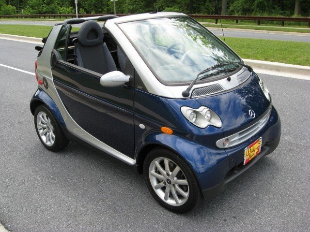 2005 mercedes benz smartcar 2005 mercedes benz smart car