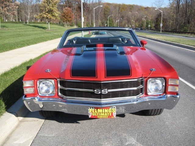 1971 1971 Chevrolet Chevelle For Sale