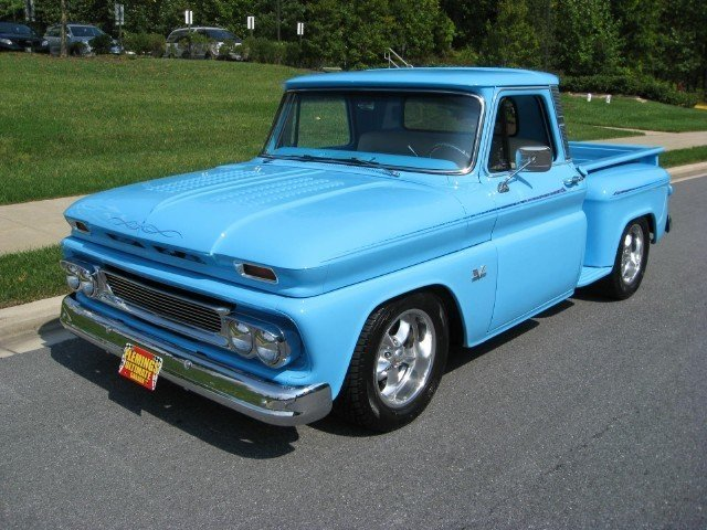 1964 chevrolet c10 1964 chevrolet c10 for sale to purchase or buy classic cars for sale. Black Bedroom Furniture Sets. Home Design Ideas