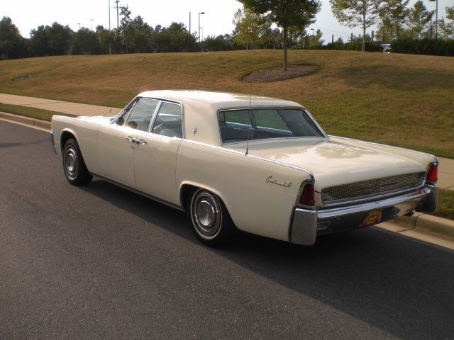 1961 lincoln continental 1961 lincoln continental for sale to purchase or buy flemings. Black Bedroom Furniture Sets. Home Design Ideas