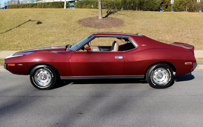 1973 amc amx 1973 amc javelin amx for sale to purchase. Black Bedroom Furniture Sets. Home Design Ideas