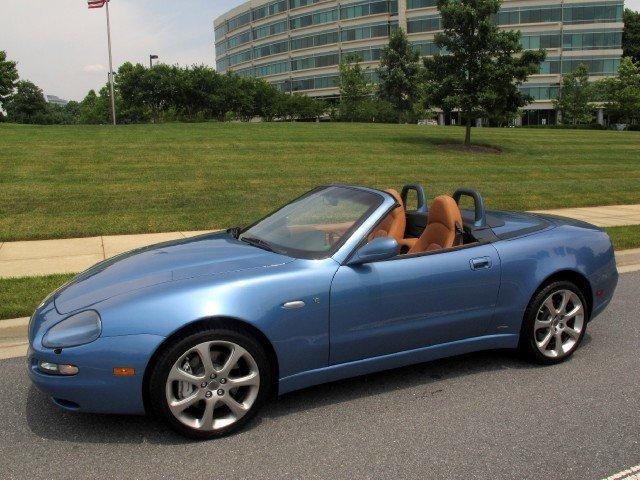 2004 Maserati Cambiocorsa