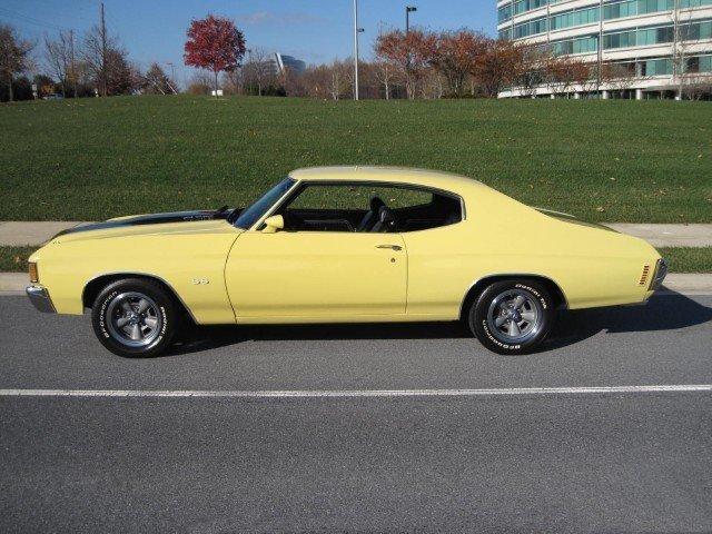 1972 Chevrolet Chevelle 1972 Chevrolet Chevelle For Sale
