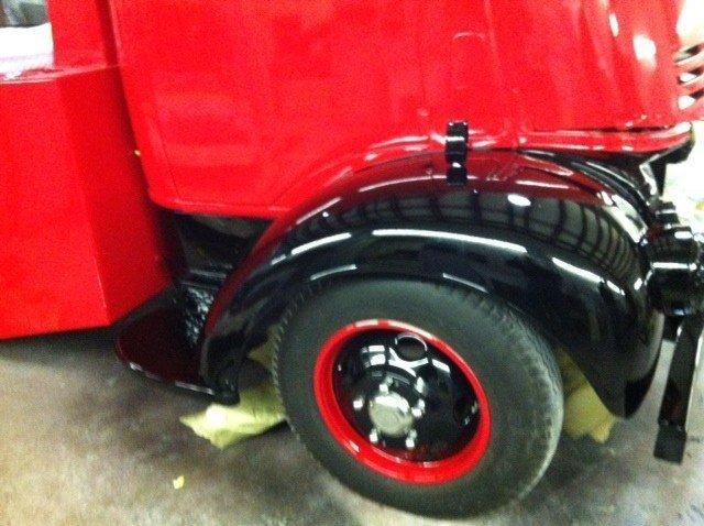 1946 1946 Chevrolet Cab Over Engine Car Hauler - C.O.E For Sale