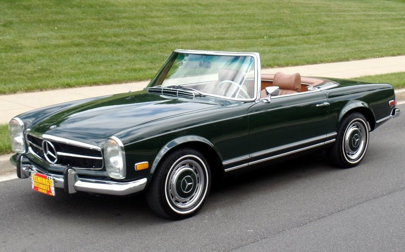 1969 mercedes benz 280sl 1969 mercedes benz 280sl for