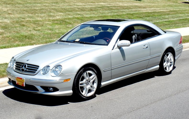 2006 mercedes benz cl500 2006 mercedes benz cl500 for For2006 Mercedes Benz Cl500 For Sale