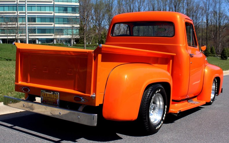 1955 ford f100 1955 ford f100 for sale to purchase or for Garage ford vernon