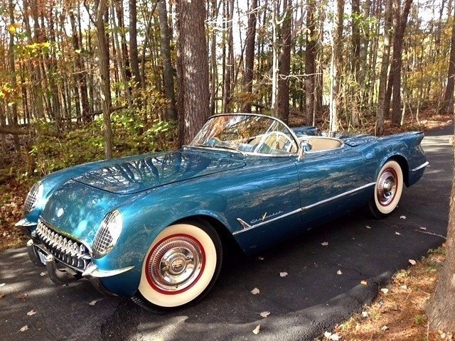 Hershey 2018 Car Show >> 1955 Chevrolet Corvette | 1955 Chevrolet Corvette Convertible For Sale to Purchase or Buy ...