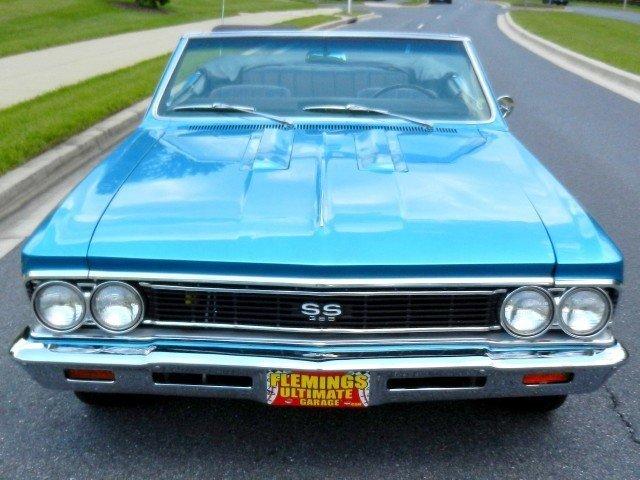 1966 1966 Chevrolet Malibu For Sale