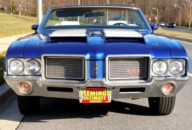 1972 1972 Oldsmobile 442 Convertible For Sale