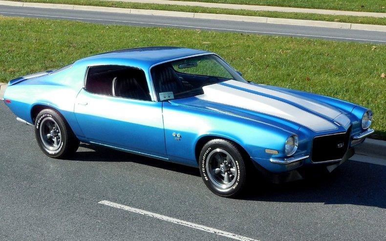 1971 1971 Chevrolet Camaro For Sale