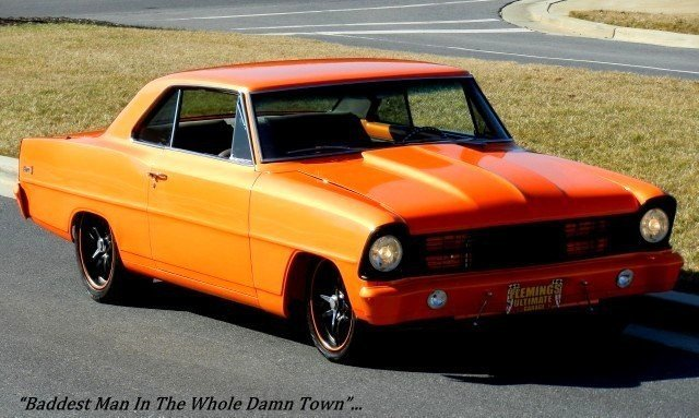 1967 1967 Chevrolet Nova For Sale