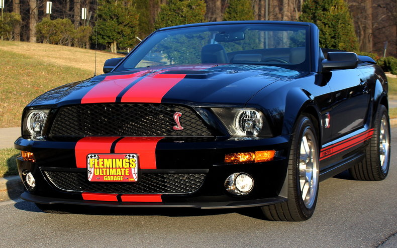 2008 ford shelby gt500 2008 ford shelby gt500 convertible for sale to buy or purchase 5 4l. Black Bedroom Furniture Sets. Home Design Ideas