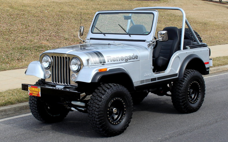 Lifted Jeep Renegade >> 1979 Jeep CJ5 | 1979 Jeep CJ5 Pro Touring 4x4 V8 Lifted Offroad for sale to buy or purchase ...