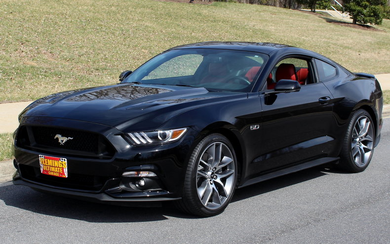 2015 ford mustang 2015 ford mustang gt for sale to buy or purchase coyote 5 0 6 speed low. Black Bedroom Furniture Sets. Home Design Ideas