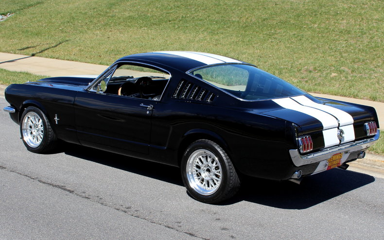1965 Ford Mustang 1965 Ford Mustang Gt Fastback For Sale