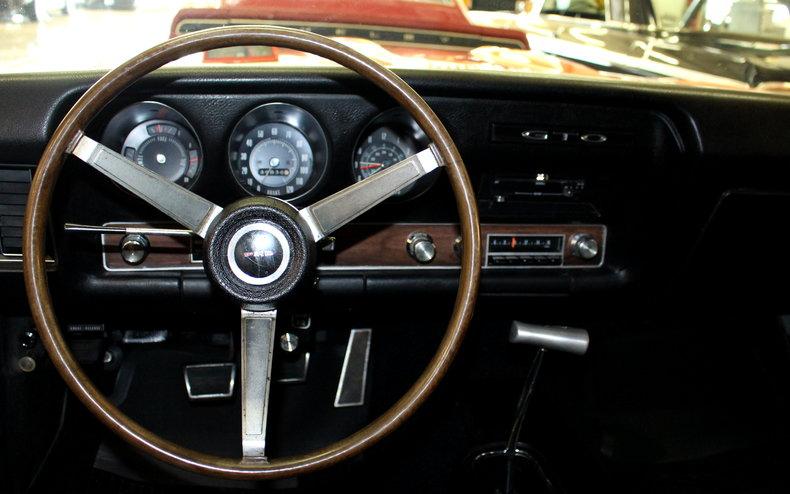 1969 Pontiac Gto 1969 Pontiac Gto Judge 400ci 4speed