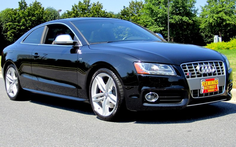 2009 Audi S5 2009 Audi S5 For Sale To Purchase Or Buy
