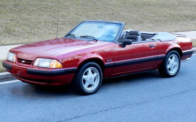 1991 Ford Mustang 1991 Ford Mustang For Sale To Buy Or