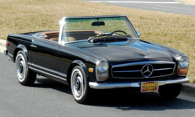 1968 mercedes benz 250 1968 mercedes benz 250 for sale for Mercedes benz 1968 for sale