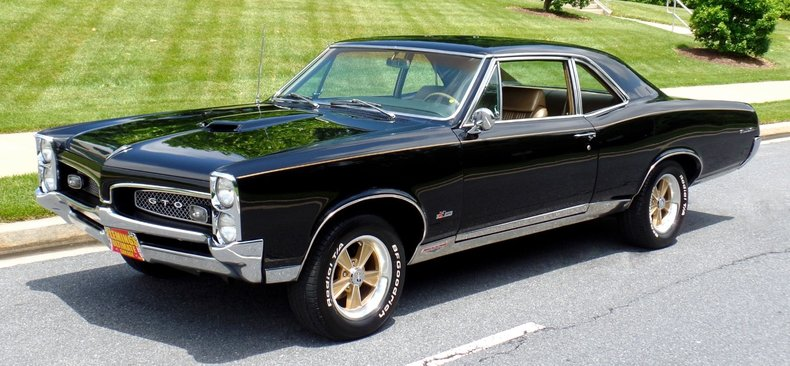 1967 Pontiac GTO HO  1967 Pontiac GTO For Sale To Purchase Or