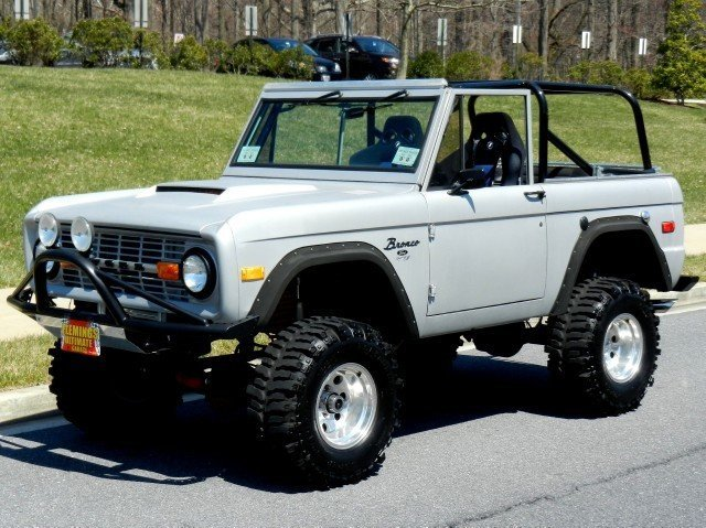 1975 Ford Bronco 1975 Ford Bronco For Sale To Buy Or
