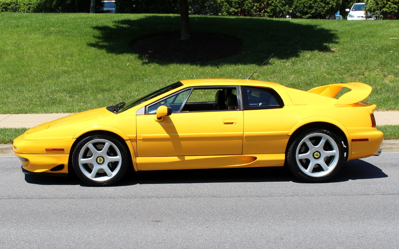 2000 lotus esprit 2000 lotus esprit v8 twin turbo for sale to purchase or buy 5 speed close. Black Bedroom Furniture Sets. Home Design Ideas
