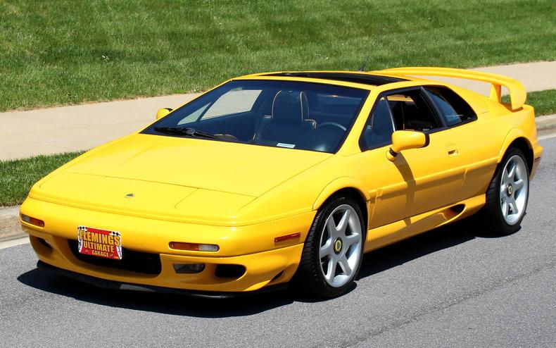 2000 Lotus Esprit