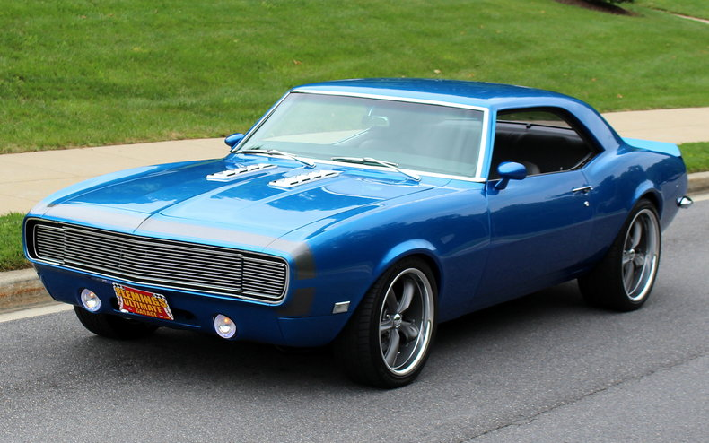 Fuel Injected Muscle Cars For Sale