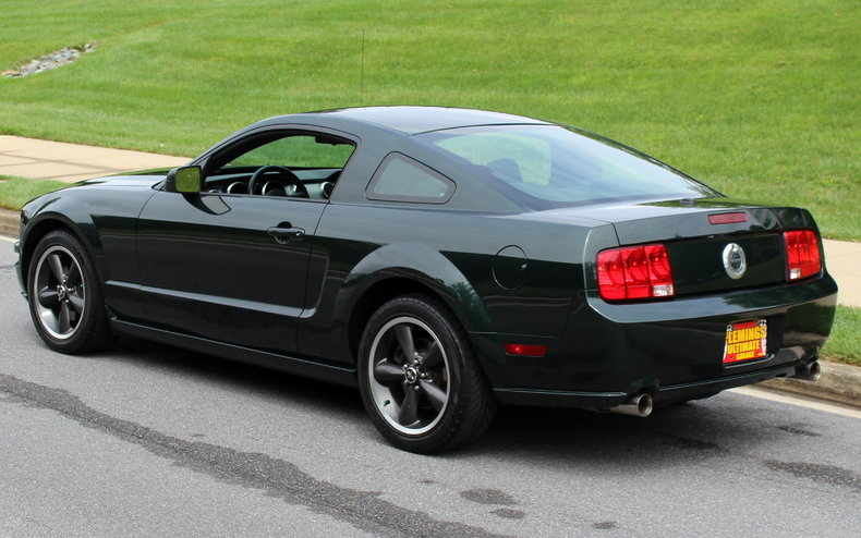 2009 ford mustang classic cars for sale muscle cars. Black Bedroom Furniture Sets. Home Design Ideas