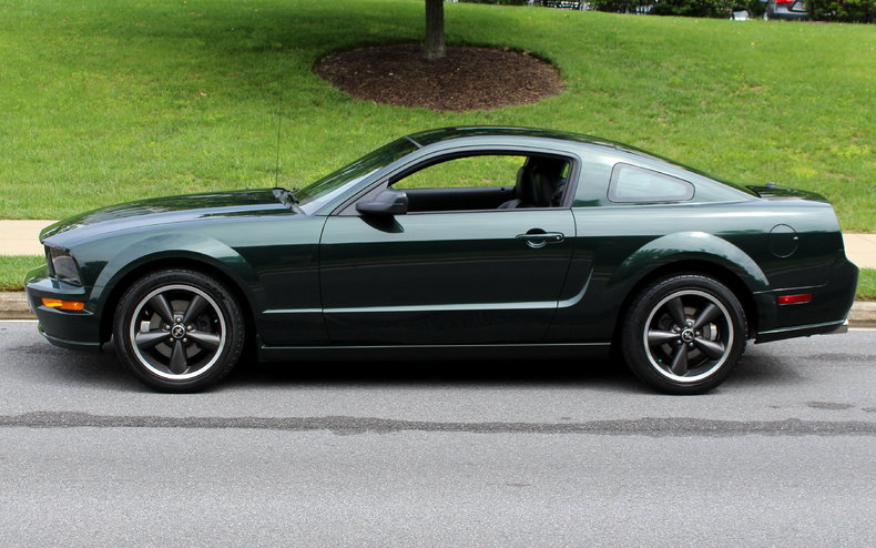 2009 ford mustang flemings ultimate garage classic muscle exotic cars for sale to buy or. Black Bedroom Furniture Sets. Home Design Ideas