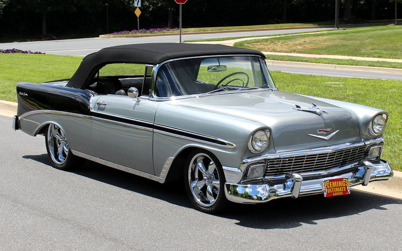 1956 Chevrolet Bel Air 1956 Chevrolet Belair Convertible Make Your Own Beautiful  HD Wallpapers, Images Over 1000+ [ralydesign.ml]