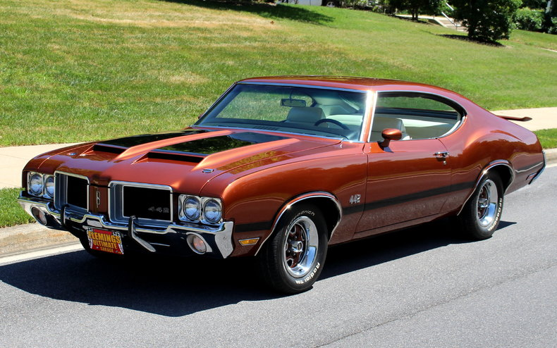1971 Oldsmobile 442 1971 Oldsmobile 442 For Sale To Buy