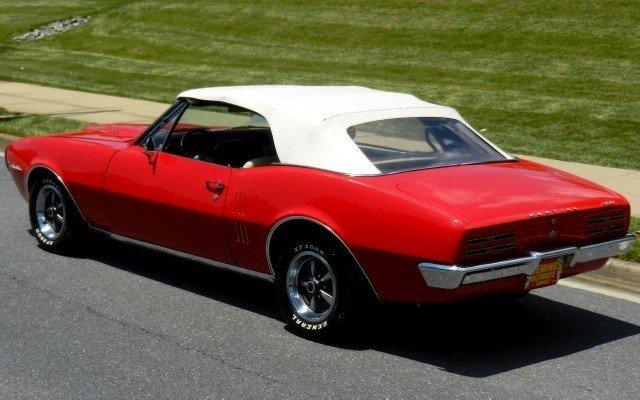 1967 Pontiac Firebird 1967 Pontiac Firebird For Sale To
