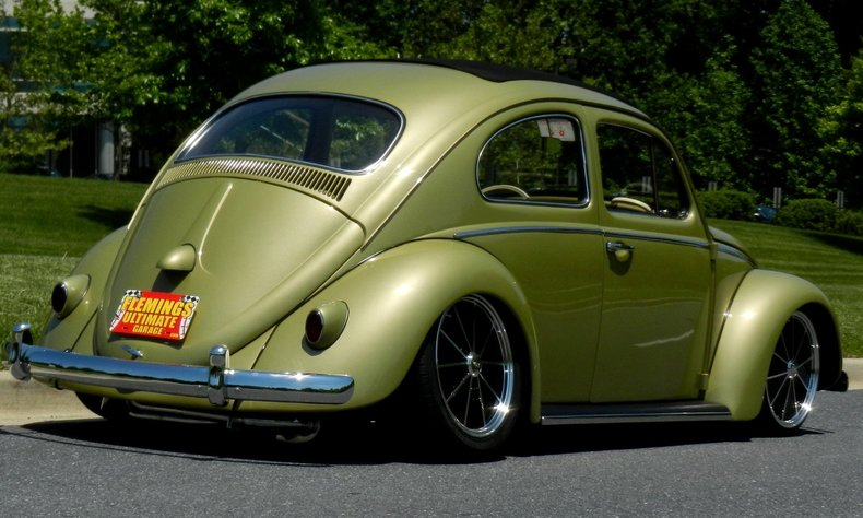 1963 Volkswagen Beetle | 1963 Volkswagen Super Beetle for sale to purchase or buy | Classic Cars ...