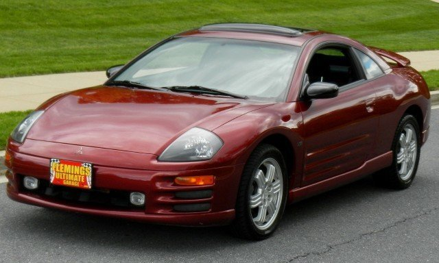 2001 mitsubishi eclipse 2001 mitsubishi eclipse for sale to buy or purchase classic cars for. Black Bedroom Furniture Sets. Home Design Ideas