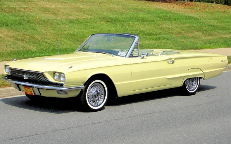 1966 Ford Thunderbird | 1966 Ford Thunderbird for sale to ...