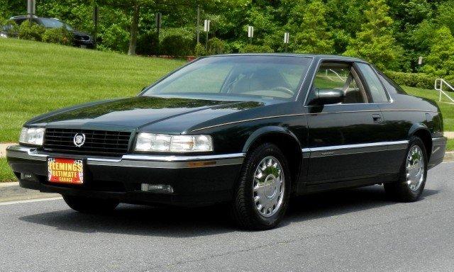 1993 Cadillac Eldorado 1993 Cadillac Eldorado For Sale