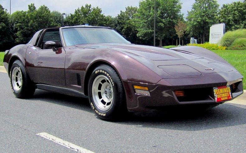 1980 Chevrolet Corve