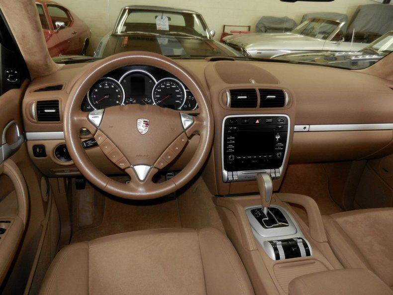2009 Porsche Cayenne 2009 Porsche Cayenne For Sale To