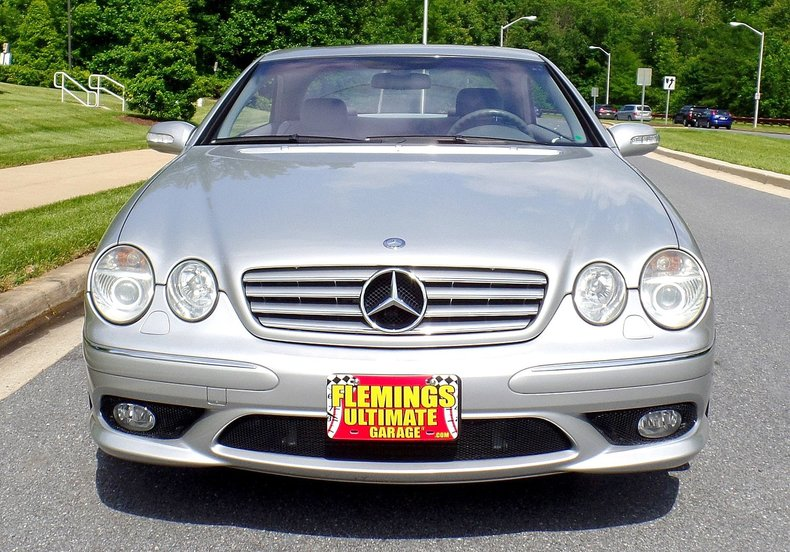 2003 mercedes benz cl55 2003 mercedes benz cl for sale for Mercedes benz cl55 for sale