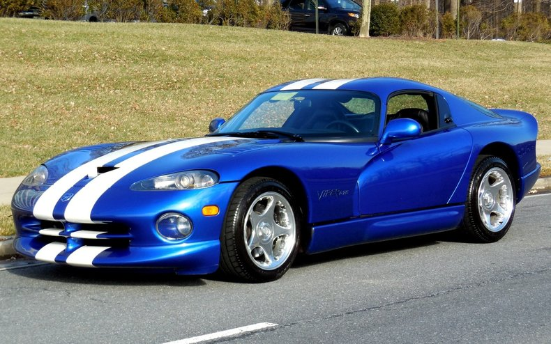 1997 Dodge Viper | 1997 Dodge Viper For Sale To Buy or ...