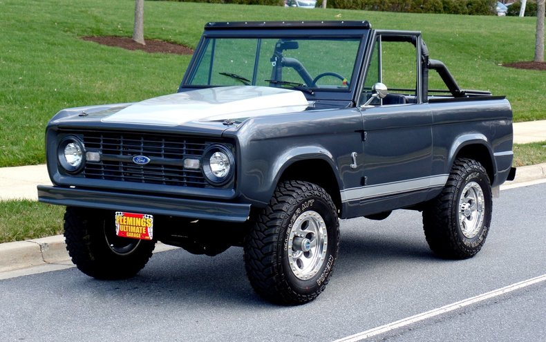 1972 Ford Bronco 1972 Ford Bronco For Sale To Buy Or