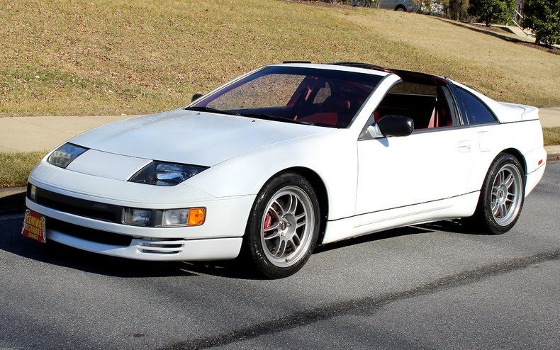 1990 nissan 300zx 1990 nissan 300zx twin turbo z32 for sale to buy or purchase t top original. Black Bedroom Furniture Sets. Home Design Ideas