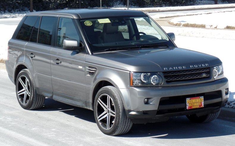 2010 Land Rover Range Rover Sport 2010 Land Rover Range