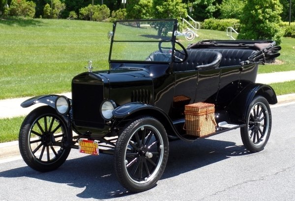 1924 Ford Touring & 1924 Ford Touring | 1924 Ford Model T For Sale to Purchase or Buy ... markmcfarlin.com